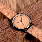 montre pour homme en bois pas cher