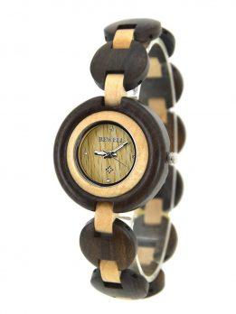 montre en bois pour femme