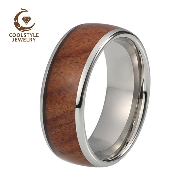 8mm-Tungsten-Carbide-Wedding-Ring-For-Men-Women-Koa-Wood-Inlay-Dome-Engagement-Anniversary-Comfort-Fit-2.jpg