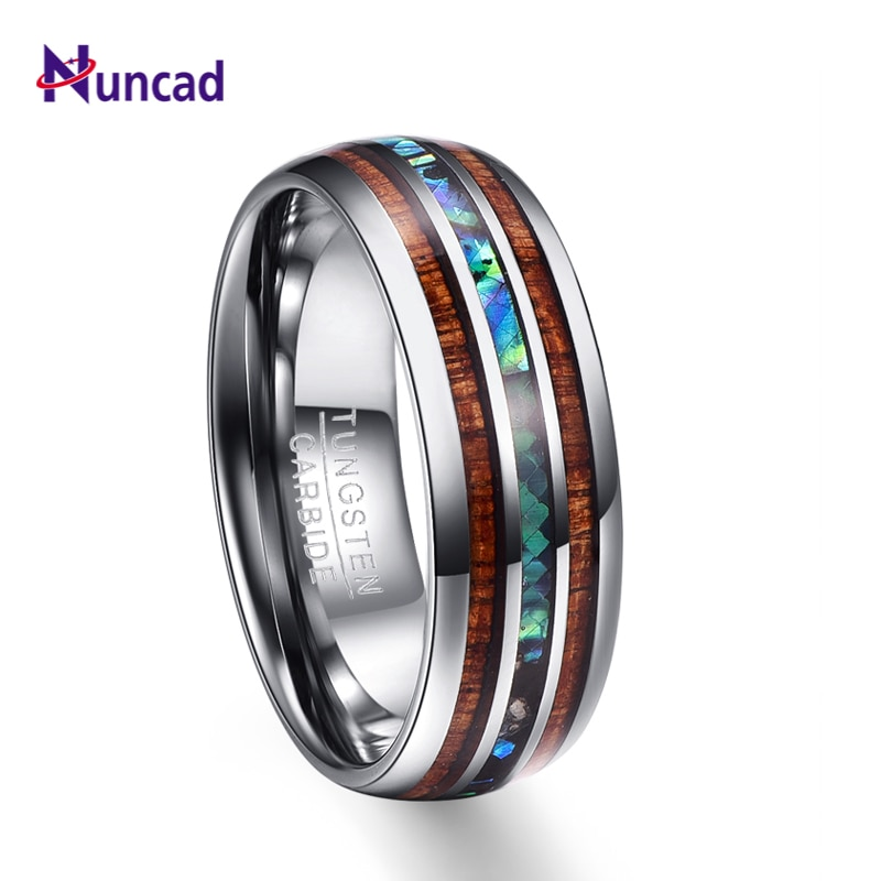 Nuncad-8mm-Hawaiian-Koa-Wood-and-Abalone-Shell-Tungsten-Carbide-Rings-Wedding-Bands-for-Men-Comfort-6.jpg