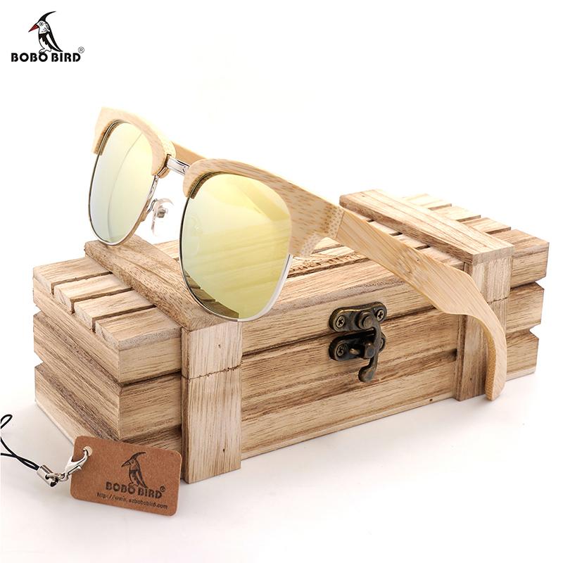 lunettes bois carré 7