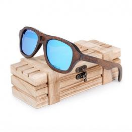 lunette de soleil en bambou