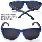 lunette en bois homme sylvio