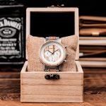 Montre en bois de luxe - La renommée